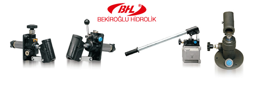 Hydraulic Manual Pumps