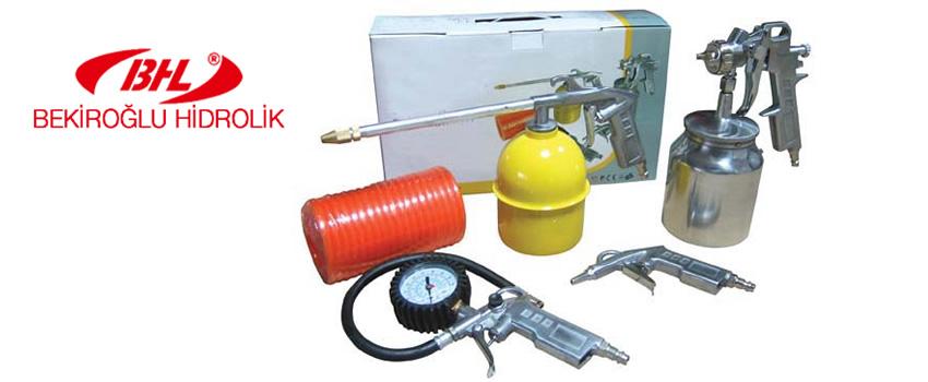 Pneumatic Pistols