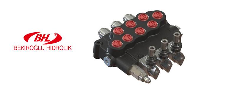 Hydraulic Lever Controls